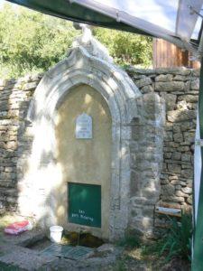 Chapelle Saint Thècle - Source